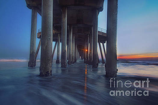 Under the Pier  by Susan Gary