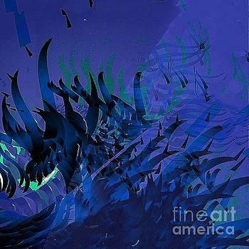 Underwater by Cooky Goldblatt