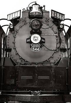 Union Pacific 844 by Bud Simpson