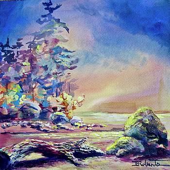 Island Retreat by Bonny Roberts
