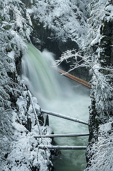Upper Falls by Adam Gibbs