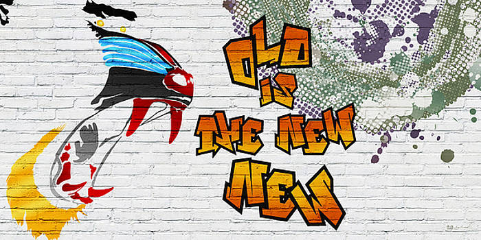 Serge Averbukh - Urban Graffiti - Old is the New New
