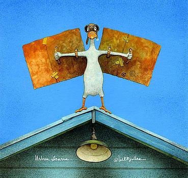 Will Bullas - Urban Icarus...