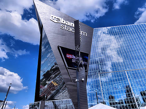 US Bank Stadium by Kyle West