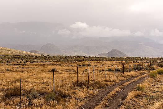 Utah Landscape by Ross Jamison