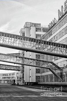 Patricia Hofmeester - Van Nelle factory in Rotterdam