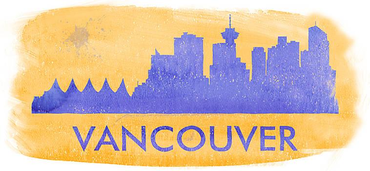 Vyacheslav Isaev - Vancouver city skyline