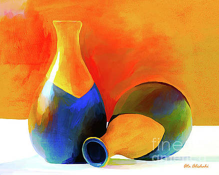 Vase by Ata Alishahi