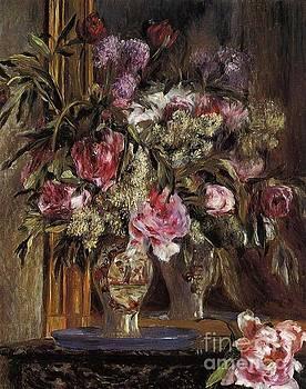 Renoir - Vase Of Flowers