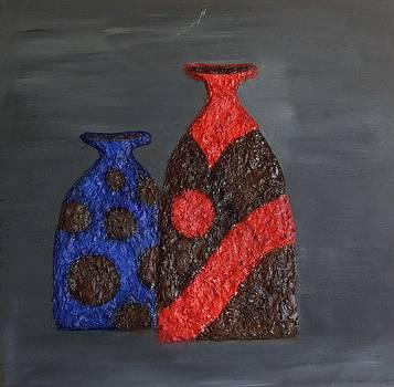 Vases by Leslye Miller