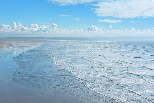 Vast Beach by Svetlana Sewell