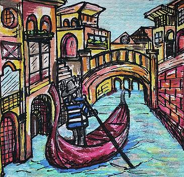 Venice by Art By Naturallic