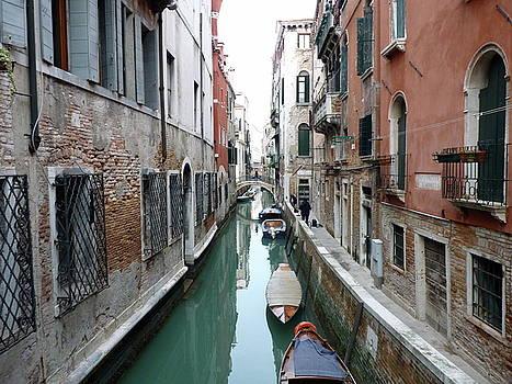 Venice Canal by Christina Brancato