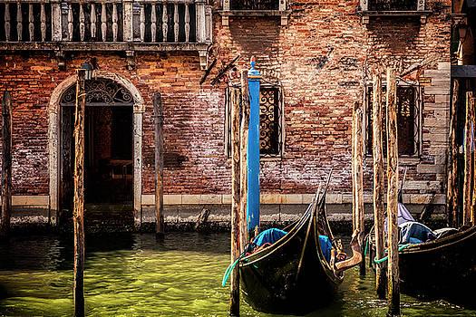 Venice Entrance by Andrew Soundarajan