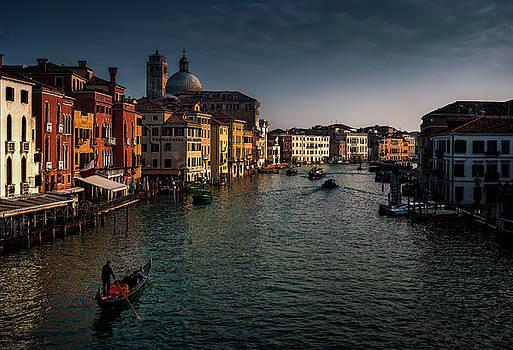 Venice by Livio Ferrari