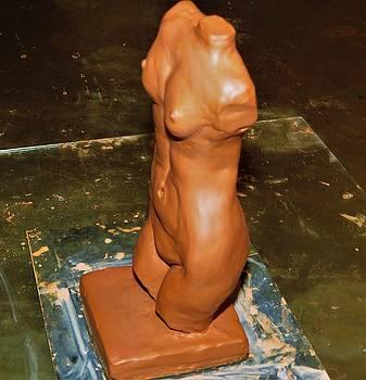 Venus de Milo wip by Mario Carta
