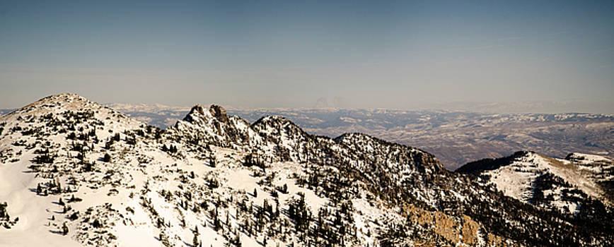 View from Hidden Peak by Carl Nielsen