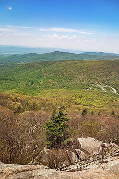 View from Mary's Rock by Leslie Banks