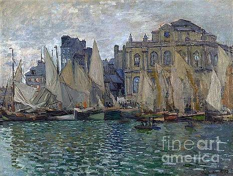 Monet - View Of Le Havre