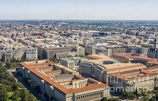 Patricia Hofmeester - View on Washington