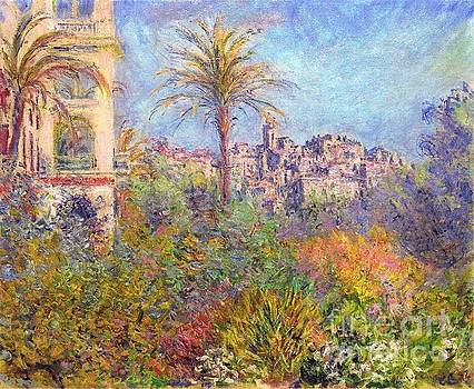 Monet - Villas At Bordighera