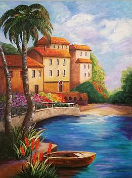 Villas by the Sea by Rosie Sherman