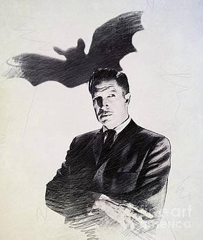 John Springfield - Vincent Price, Vintage Actor