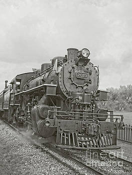 Edward Fielding - Vintage Steam Locomotive