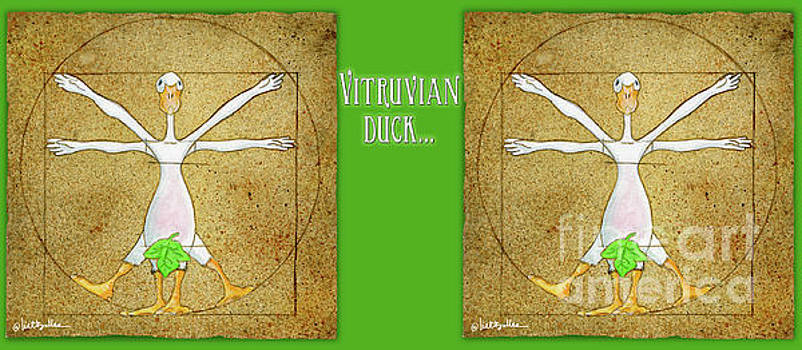 Will Bullas - Vitruvian Duck...