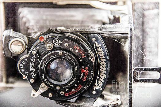 Voigtlander Camera by BIPHOTO Barna Ilona