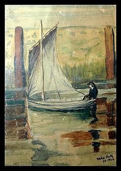 Voyage by Usha Rai