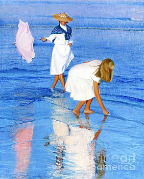 Candace Lovely - Wading for Shells