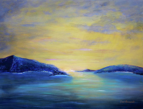 Wake  by Dick Bourgault