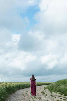 Walking In The Summer by Joana Kruse