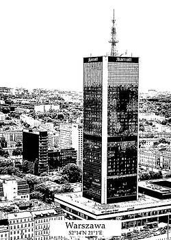 Justyna Jaszke JBJart - Warszawa minimal city