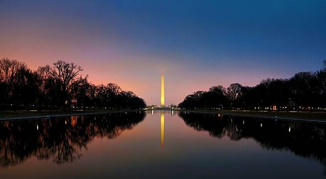 Washington Monument 1 by Scott Fracasso