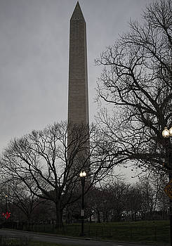 Washington Monument by Christina Durity