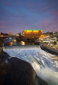 Washington Water Power by James Richman