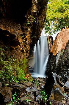 Waterfall by Tran Minh Quan