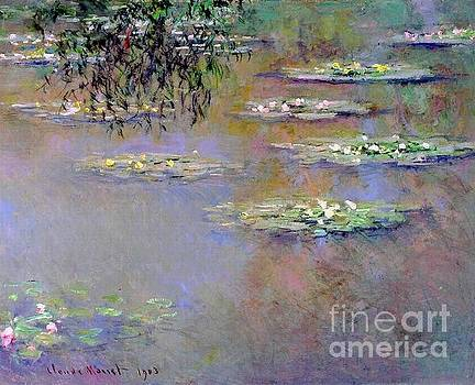 Monet - Waterlilies 1903