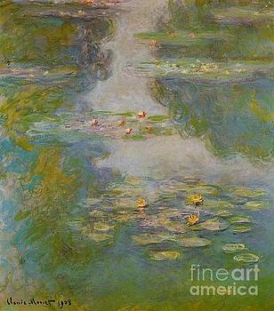 Monet - Waterlilies 30
