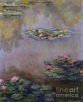 Monet - Waterlilies 36