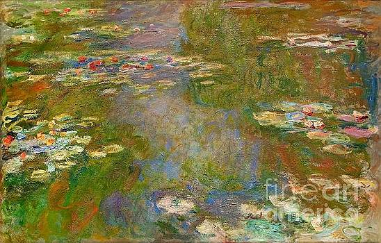 Monet - Waterlilies 42