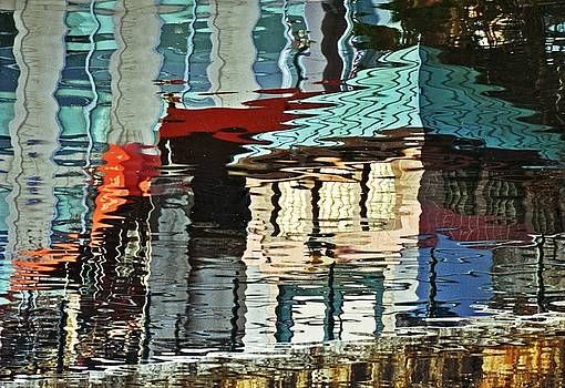 Waterplace Reflection II by George Salter