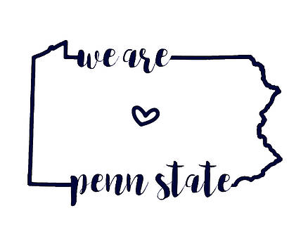 We Are Penn State by Michelle Eshleman