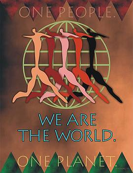 Walter Oliver Neal - We Are The World