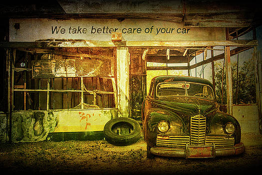 Randall Nyhof - We take Better Care of Your Car