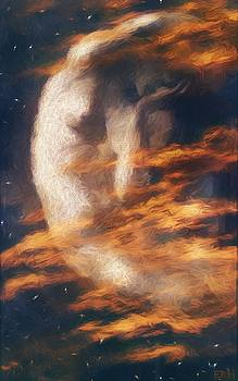 Weary Moon by Edward Robert Hughes