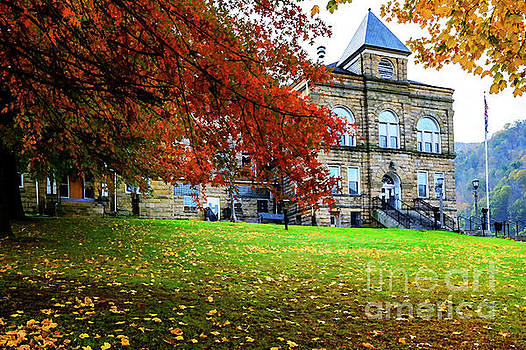 Webster County Courthouse by Thomas R Fletcher