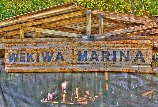 Wekiwa Marina  by Andrew Armstrong  -  Mad Lab Images
